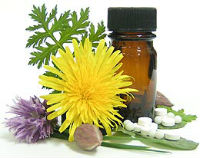 Image of flower homeopathic remedy.